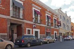 Puebla DE Zaragoza Royalty-vrije Stock Foto