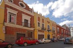 Puebla DE Zaragoza Stock Afbeelding