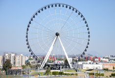 Puebla Ferris Wheel Royalty Free Stock Images