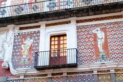 PUEBLA, MEKSYK obraz royalty free
