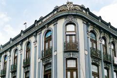 PUEBLA, MEKSYK Obraz Stock