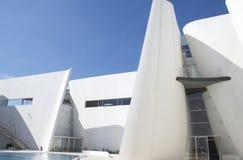 Puebla, Mexiko 6. November 2016: Äußeres des Puebla-Barock-Museums lizenzfreie stockfotografie