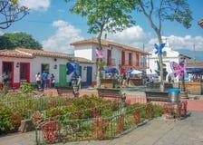 Pueblito Paisa Medellin Colombia Stock Photos