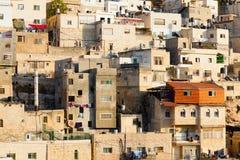 Pueblo árabe Imagen de archivo
