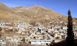 Pueblo Imagen de archivo