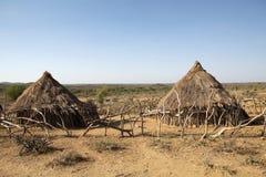 Pueblo africano Imágenes de archivo libres de regalías
