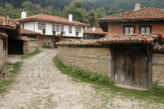 Pueblo búlgaro - 24 Foto de archivo