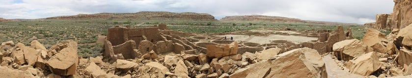Pueblo Bonito Royalty Free Stock Images