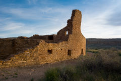Pueblo Bonito, Chaco Canyon National Park Royalty Free Stock Photos