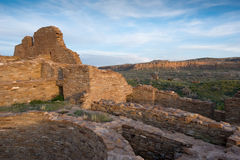 Pueblo Bonito, Chaco Canyon National Park Royalty Free Stock Images