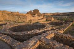 Pueblo Bonito, Chaco Canyon National Park Royalty Free Stock Photo