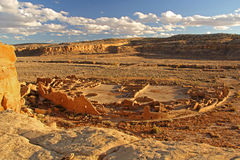 Pueblo Bonito Royalty Free Stock Photo