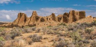 Pueblo Bonito Royalty Free Stock Photo