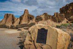 Pueblo Bonito Royalty Free Stock Photography