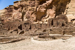 Pueblo Bonito Great House Stock Image