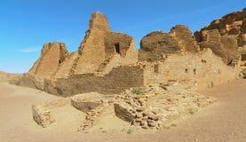 Pueblo Bonito ruins Royalty Free Stock Photography