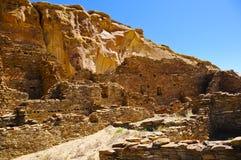 Pueblo Bonito Stock Photo