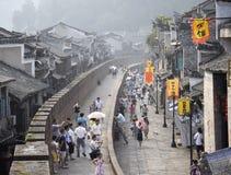 Pueblo China de Fenghuang Fotografía de archivo