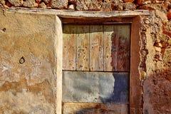 Pueblo de Beceite en Teruel España en Matarrana imagen de archivo libre de regalías