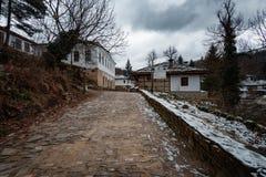 Pueblo de Bozhentsi, Bulgaria Fotos de archivo