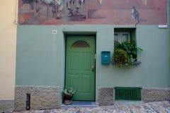 Pueblo de Dozza, Emilia-Romagna Fotografía de archivo