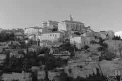 Pueblo de Gordes en Provence Imagen de archivo libre de regalías