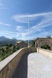 Pueblo de Gruyères Foto de archivo