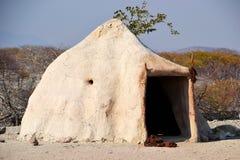 Pueblo de Himba Fotos de archivo