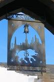Pueblo de Hogsmeade en el mundo de Wizarding de Harry Potter Imagen de archivo