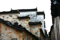Pueblo de Hong, ciudad de Huangshan, Anhui, China Fotografía de archivo libre de regalías