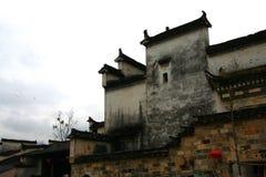 Pueblo de Hong, ciudad de Huangshan, Anhui, China Imágenes de archivo libres de regalías