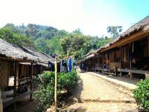 Pueblo de Kenekes Imagen de archivo libre de regalías