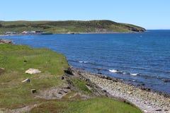 Pueblo de la fortuna, Terranova Imagen de archivo libre de regalías