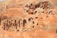 Pueblo de la roca de McInnis Conyons Imagen de archivo libre de regalías