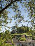 Pueblo de Lautrec Imagen de archivo libre de regalías