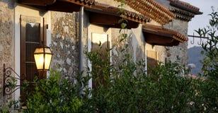 Pueblo de Morigerati Imagenes de archivo
