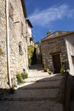Pueblo de St Inés fotos de archivo libres de regalías
