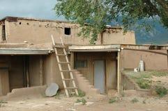 Pueblo de Taos Photos stock