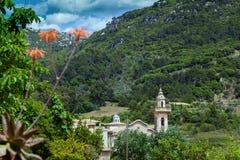 Pueblo de Valdemossa, Majorca Foto de archivo libre de regalías