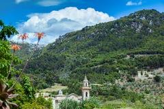 Pueblo de Valdemossa, Majorca Fotografía de archivo libre de regalías