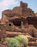 Pueblo de Wupatki Images stock