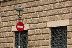 Pueblo exterior Espanol Palma de Mallorca Spain Imagen de archivo
