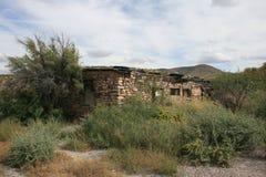 Pueblo fantasma Fotografía de archivo libre de regalías