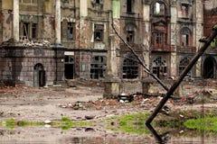 Pueblo fantasma foto de archivo libre de regalías