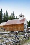 Pueblo fantasma Fotografía de archivo