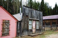 Pueblo fantasma Foto de archivo