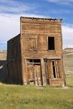 Pueblo fantasma de Bodie Foto de archivo libre de regalías