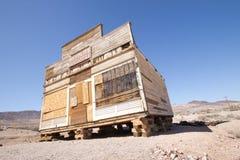 Pueblo fantasma occidental Imagen de archivo libre de regalías