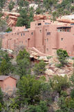 The Pueblo House Stock Photography