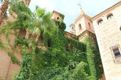 Pueblo intérieur Espanol Images stock